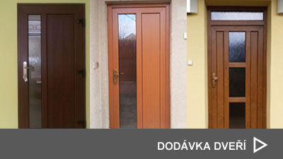Reference dveře