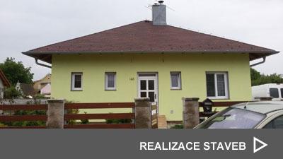 Reference stavby